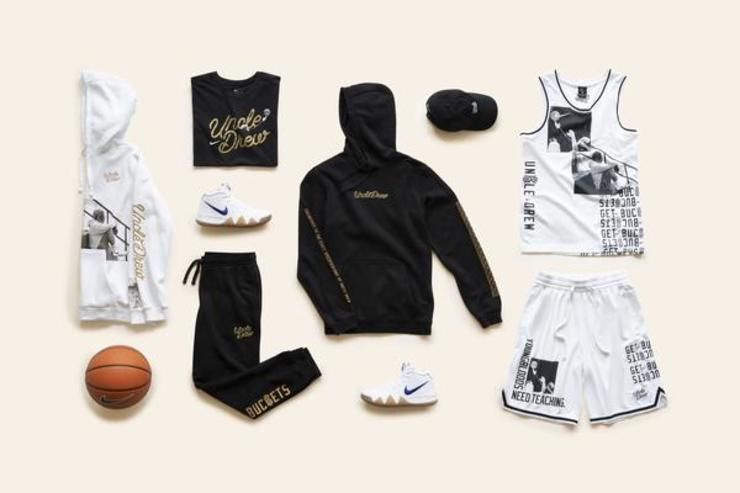 Uncle Drew collection