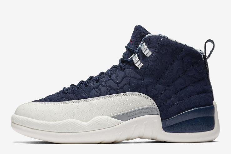 Air Jordan 12 International Flight