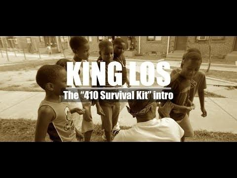 King Los - The 410 Survival Kit (Intro)