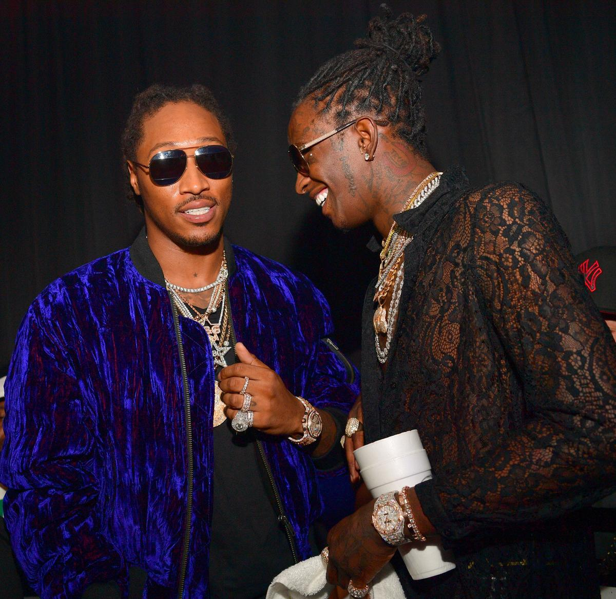 Future & Young Thug Feat.Quavo-Upscale Mp3 Download