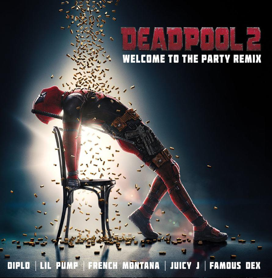 Diplo LilPump FrenchMontana Famous Dex & Juicy J-Welcome To The Party Remix