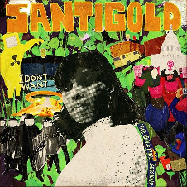 Santigold I Don't Want The Gold Fire Sessions Zip Download
